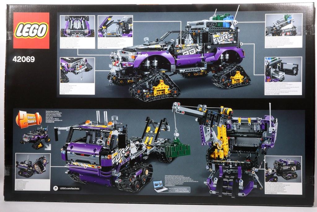 lego technic 42069 instructions