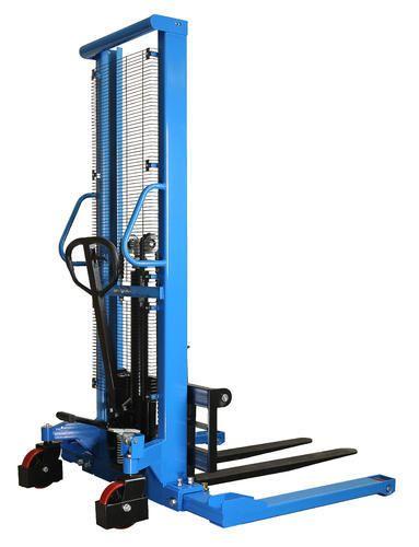 manual stacker lifts