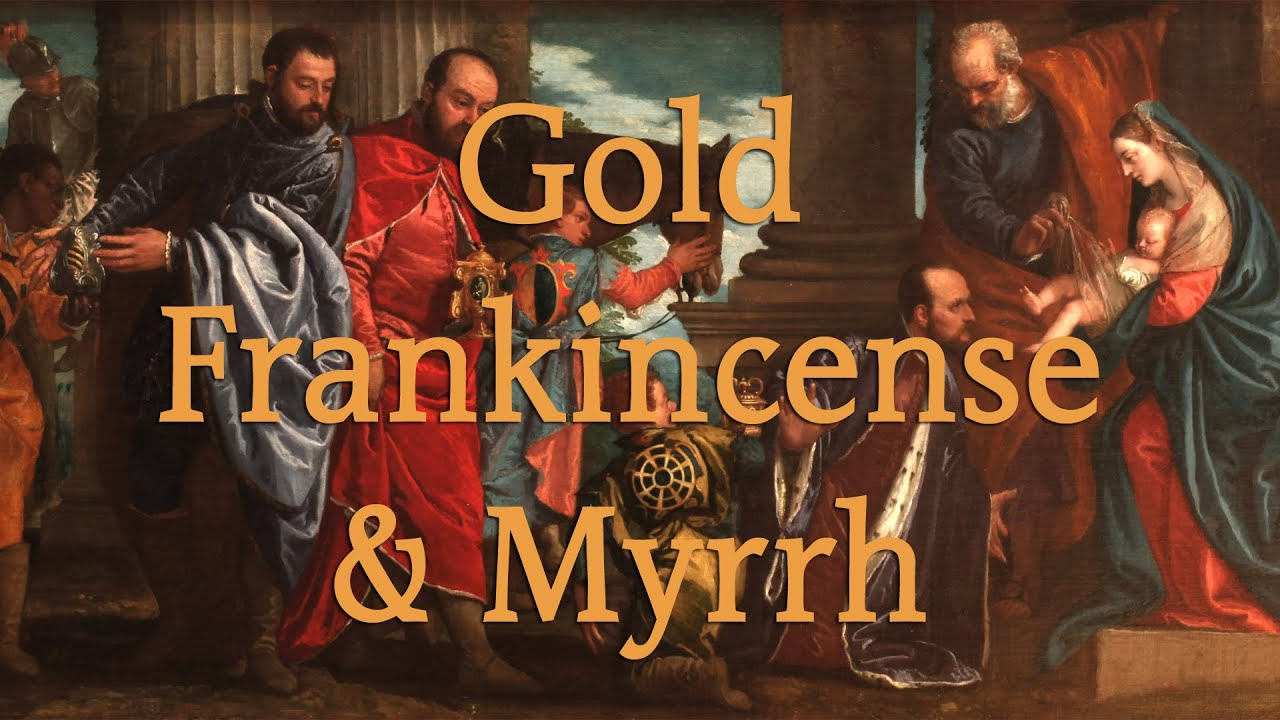 gold frankincense and myrrh pdf