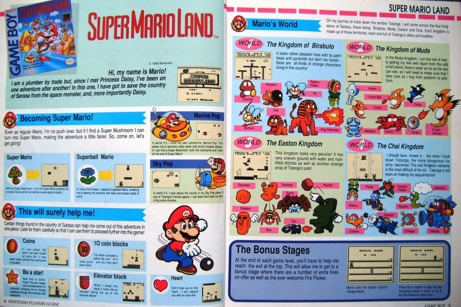game boy watch manual