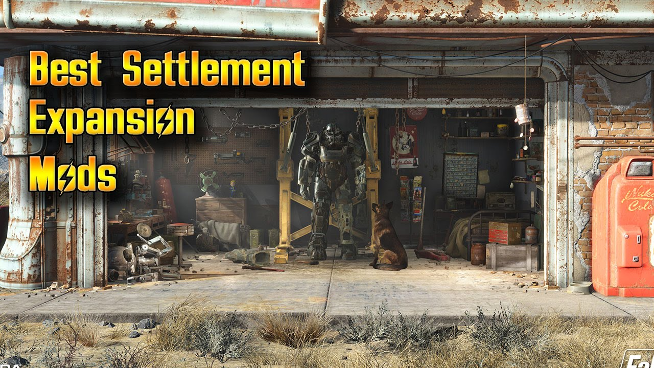 fallout 4 settlement guide xbox one