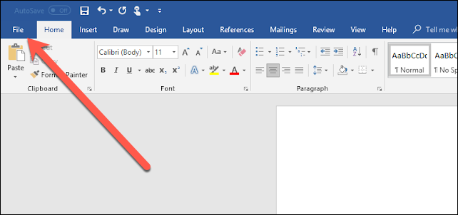 how to change word document to pdf