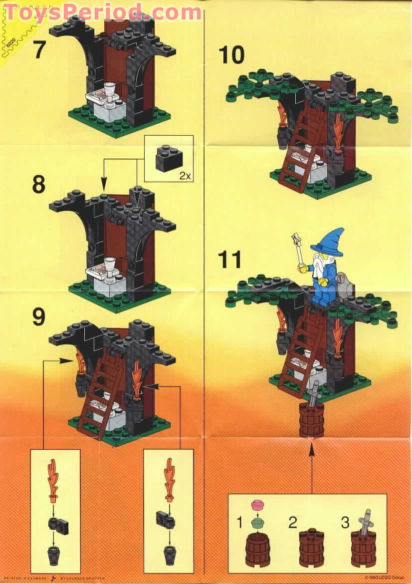 lego instructions 2