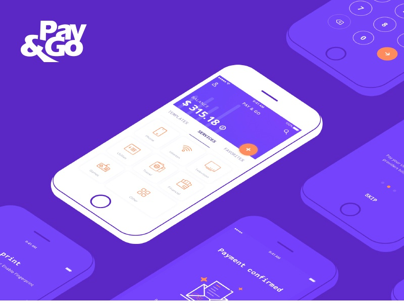 go money application