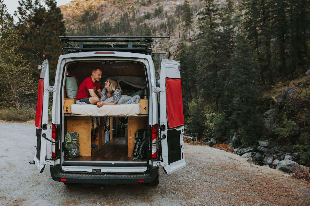 how to live in a van and travel pdf