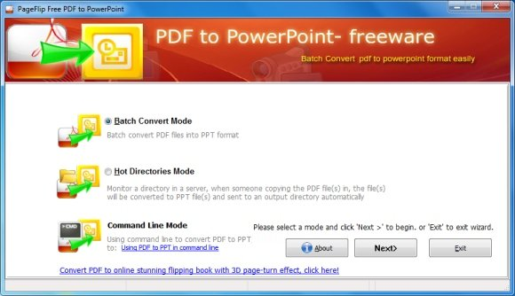 how to convert pdf slides to powerpoint