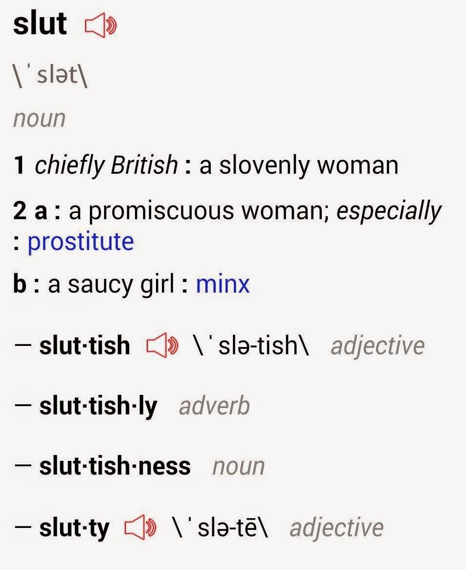 gender defined dictionary