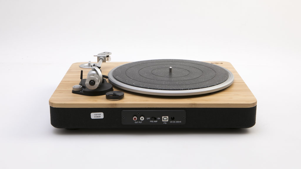 marley record player instructions