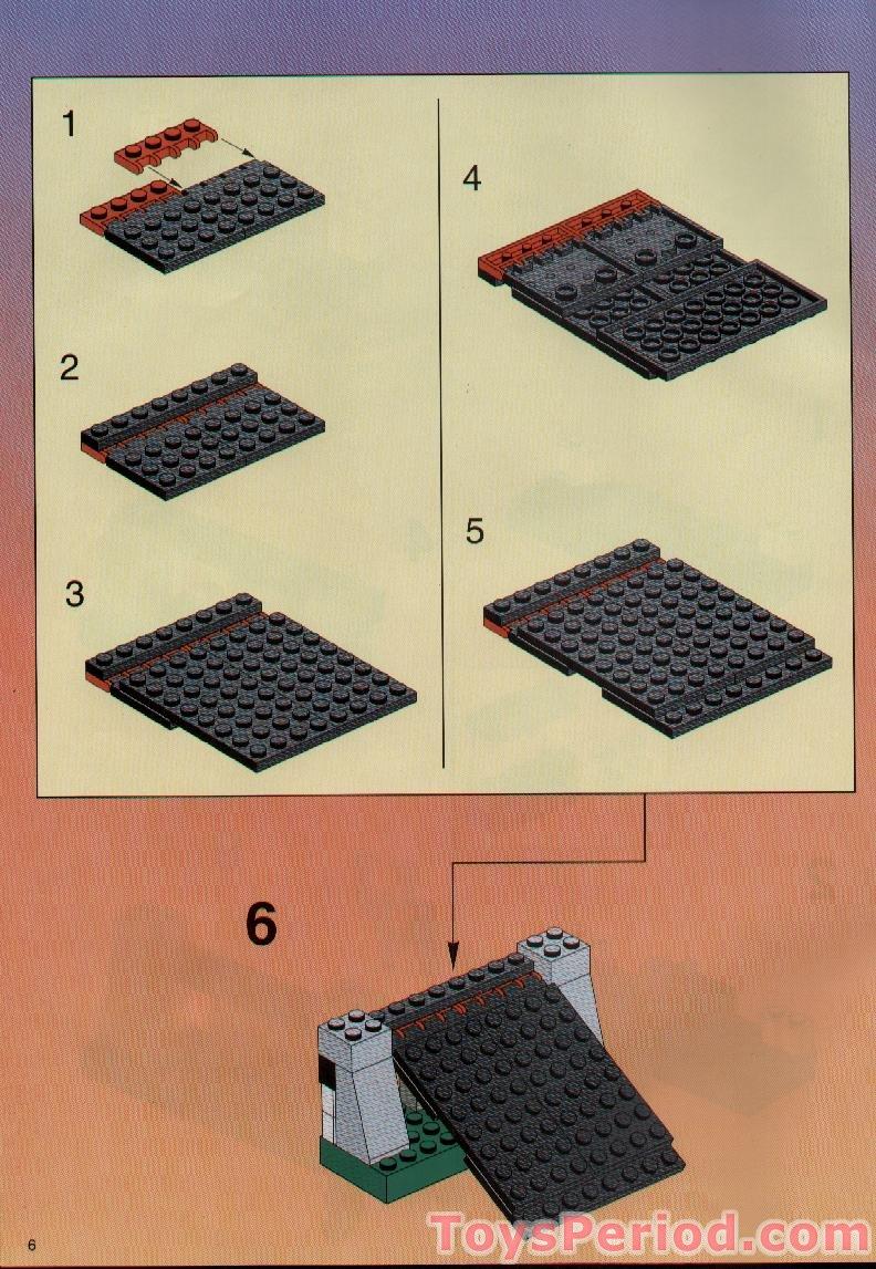 lego tower bridge instructions