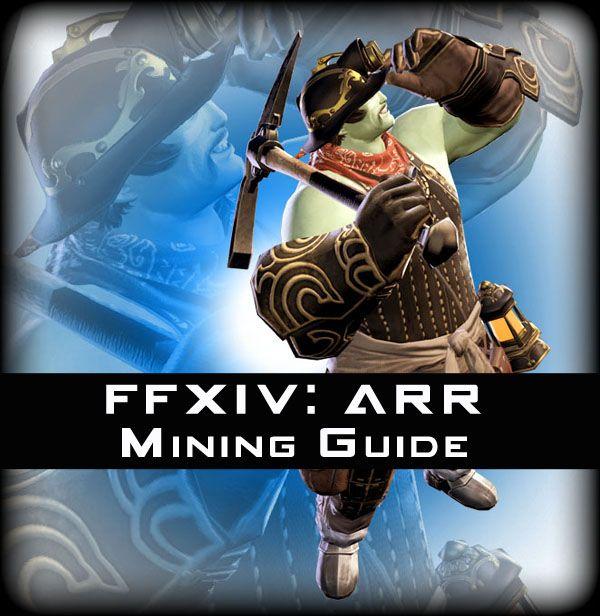 ffxi mining guide