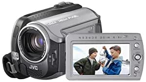 jvc camcorder hard drive everio manual