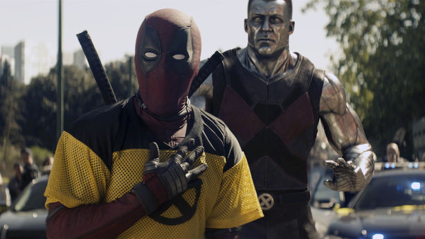imdb parents guide deadpool