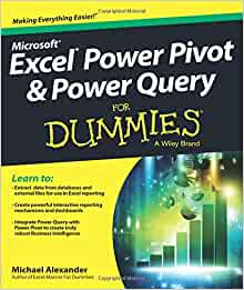 excel powerpivot and power query for dummies pdf