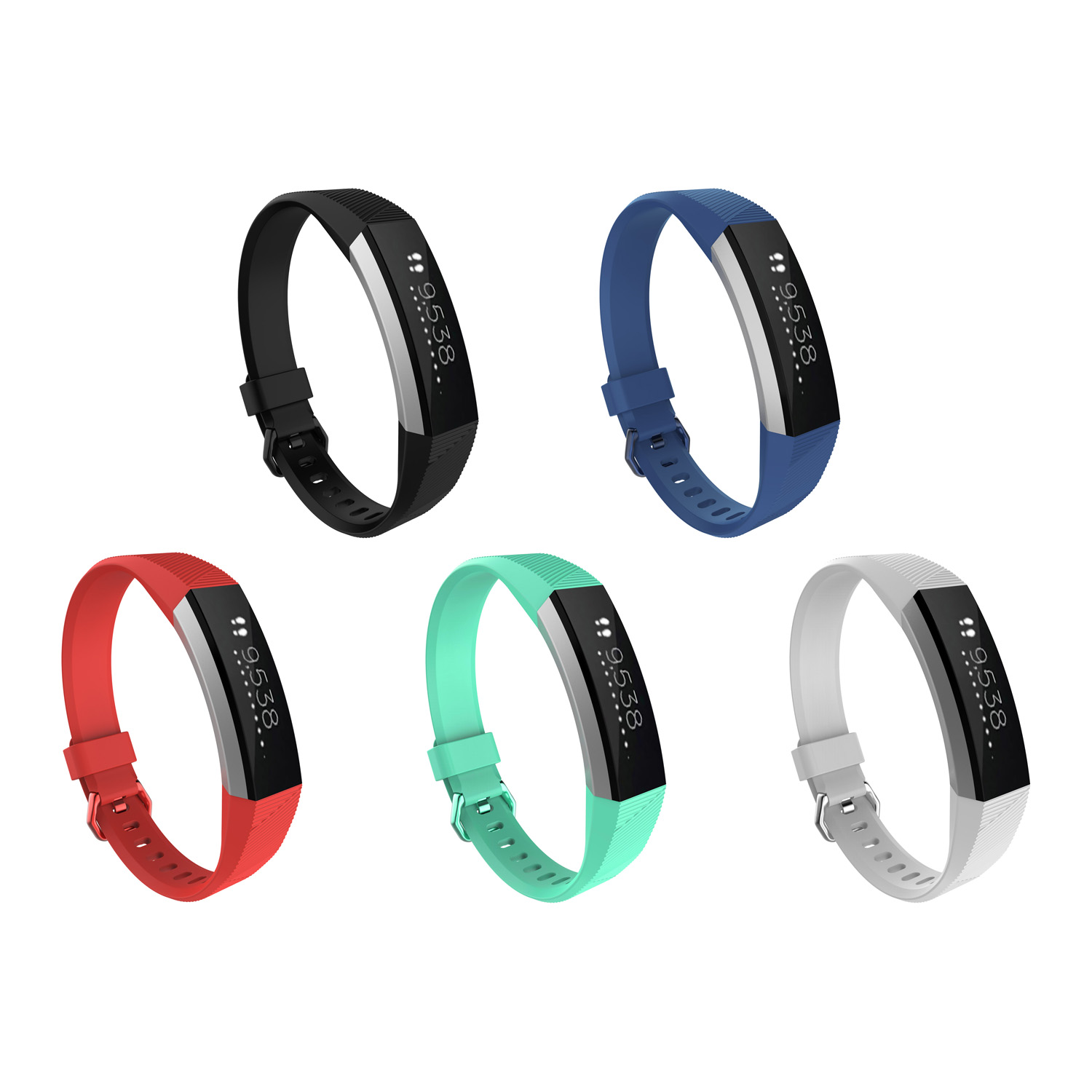 fitbit alta hr band size guide