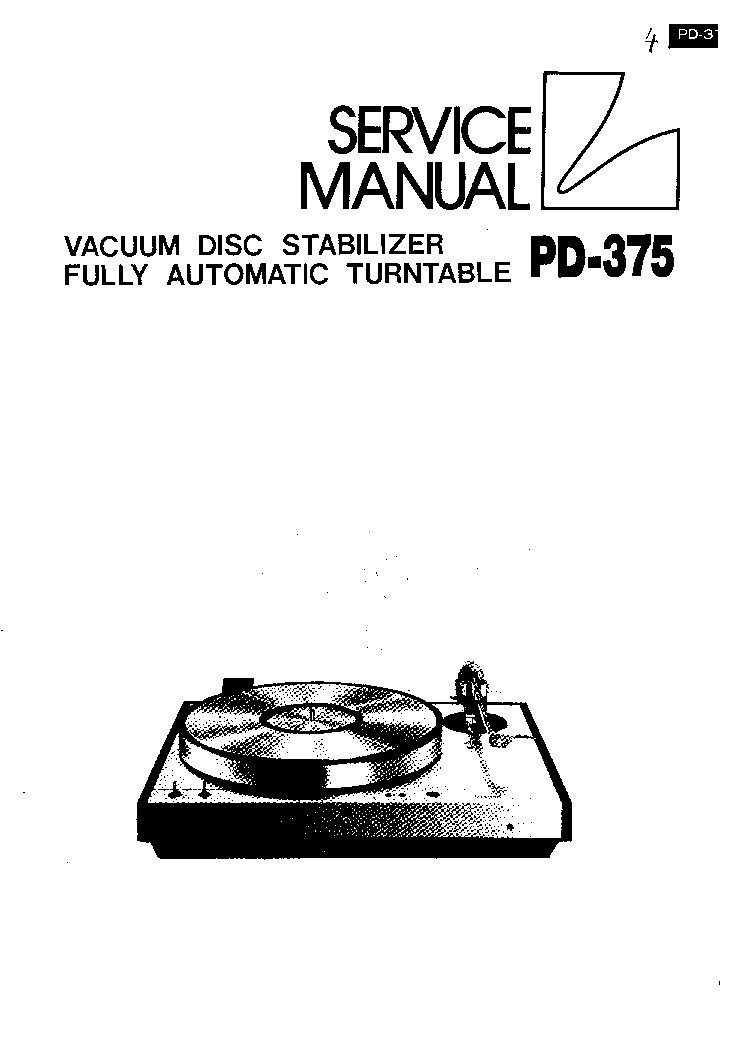 luxman pd264 manual