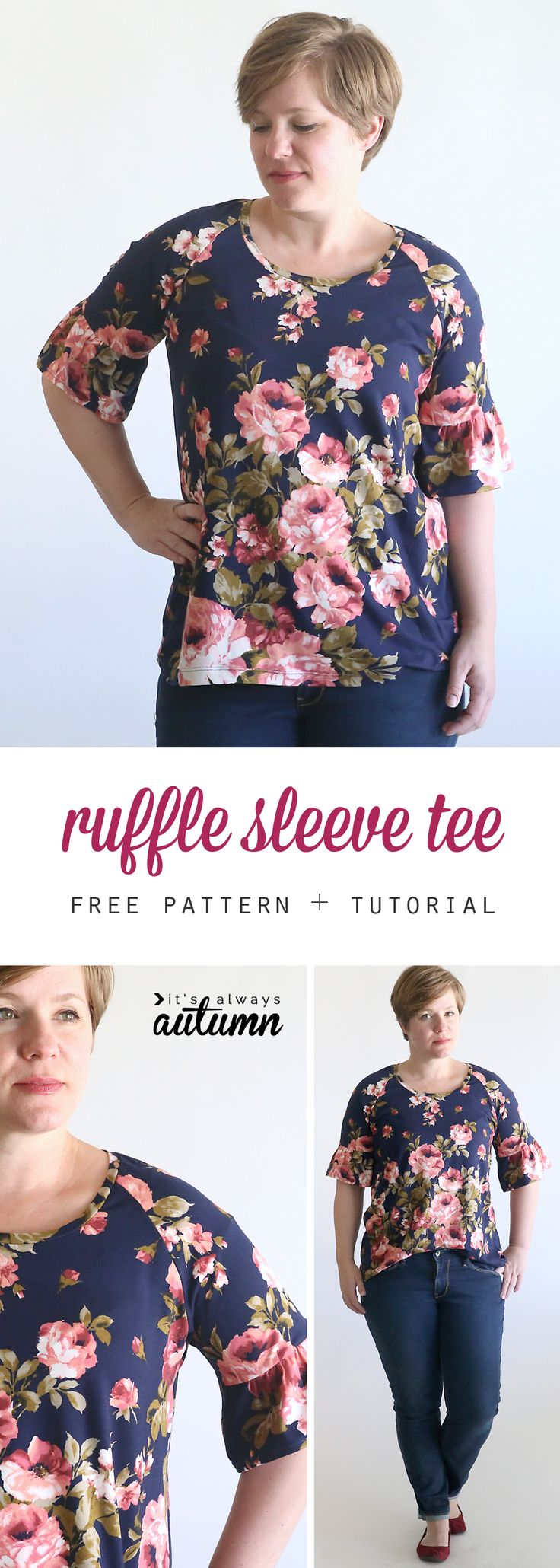 how to make sewing patterns pdf