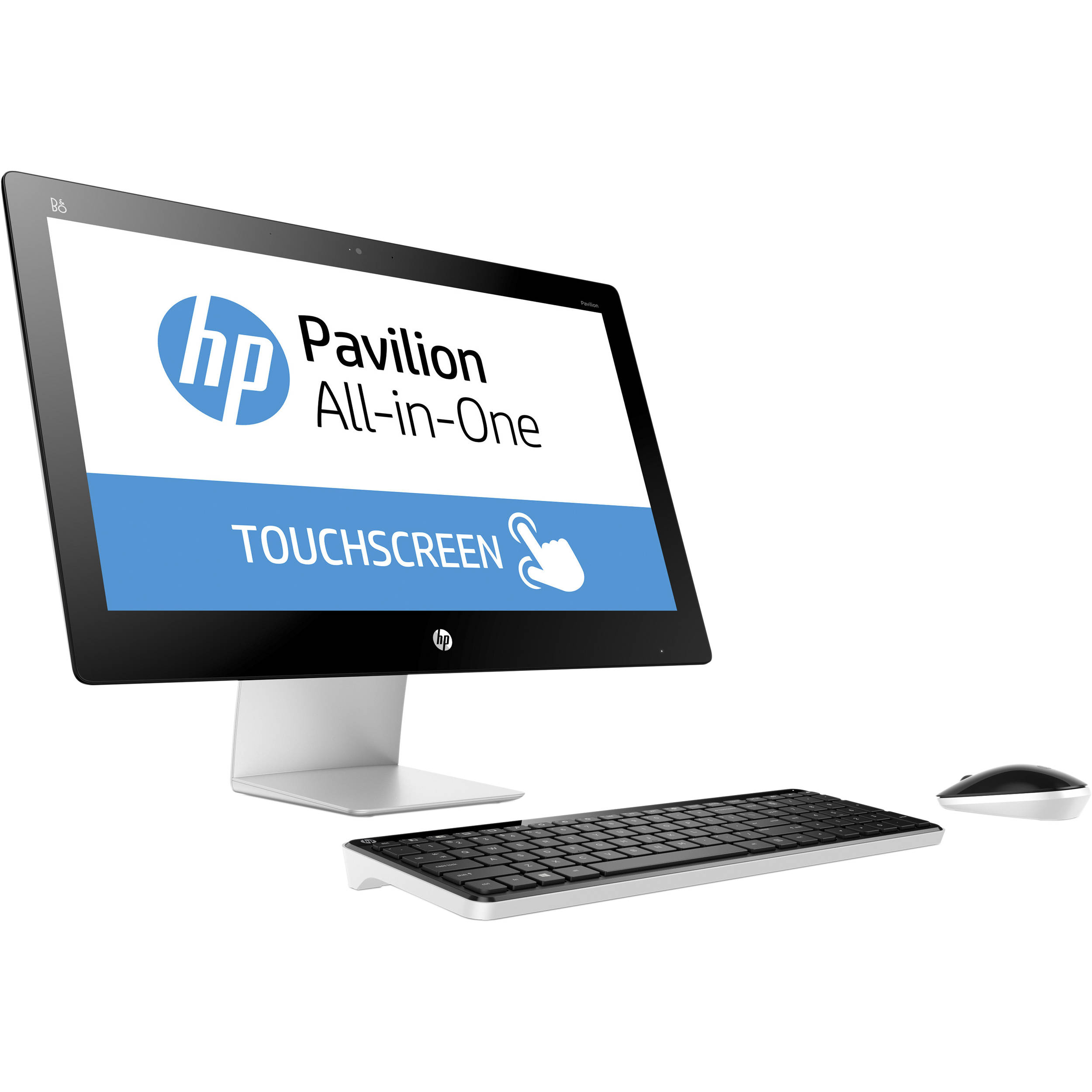 hp pavilion all in one manual