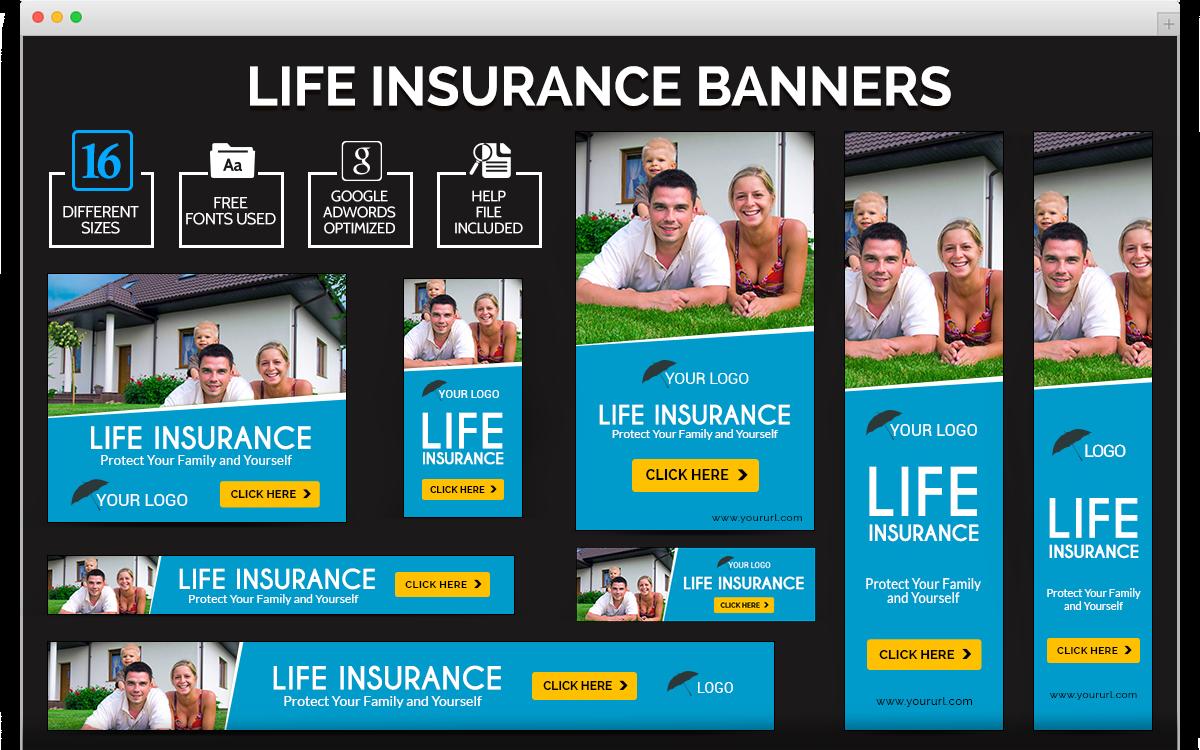 insurance advertisement sample