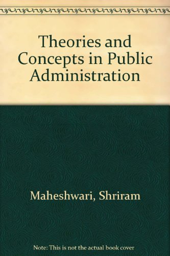 indian administration pdf