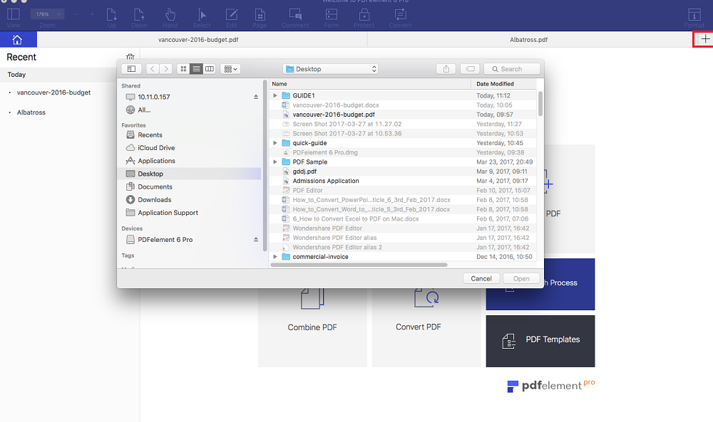 how to edit a pdf document on mac