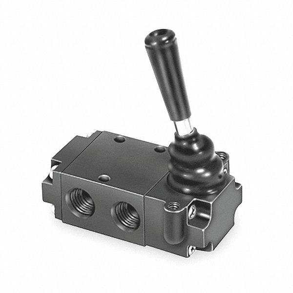manual 3 way valve