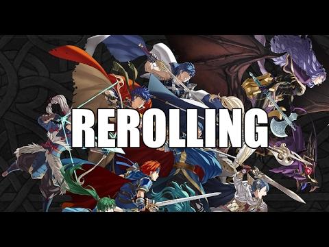 fire emblem heroes reroll guide reddit