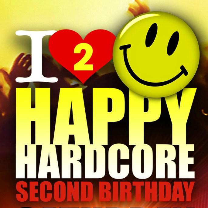 happy hardcore sample pack