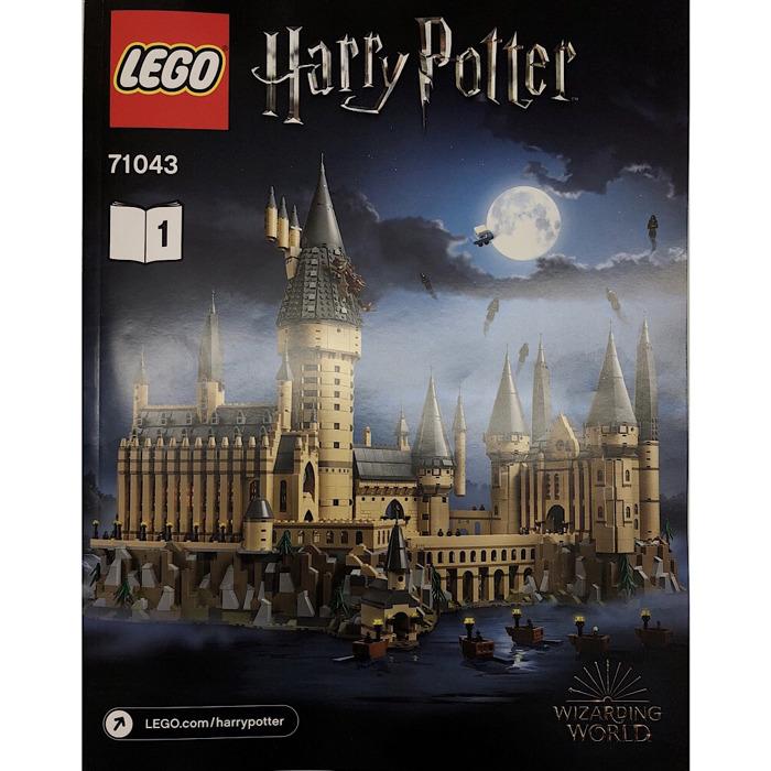 lego hogwarts 71043 instructions