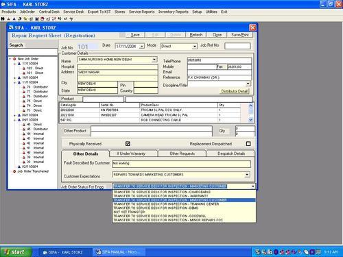 job application manager software