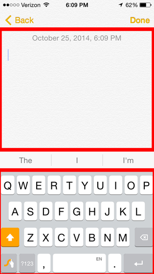 how to remove words from dictionary iphone