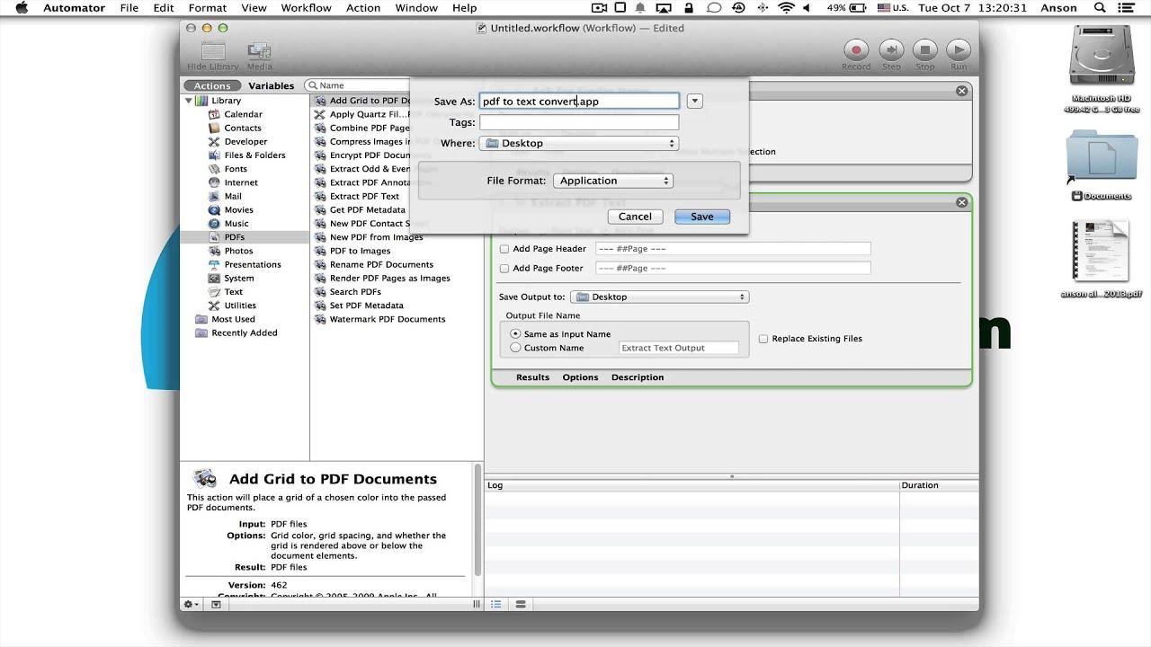 how do i view a pdf on a mac