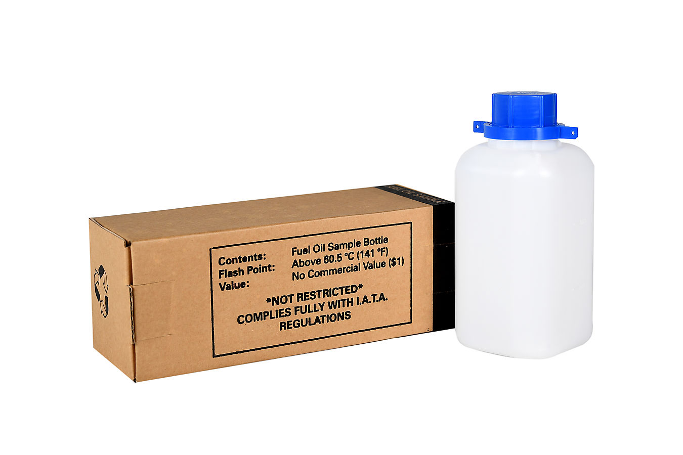 engine oil sample kit