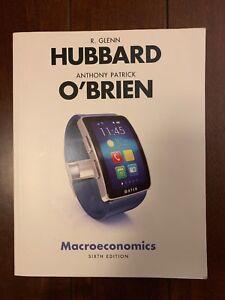 economics by hubbard and o brien pdf