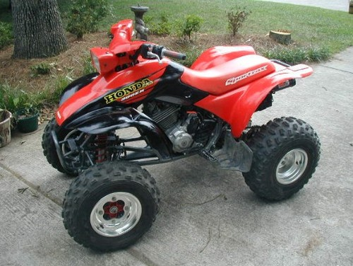 honda trx 300 1993 94 parts manual