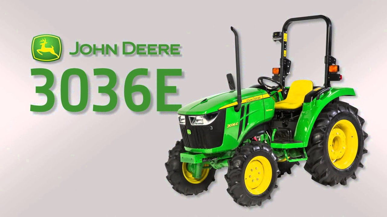john deere 3036e manual