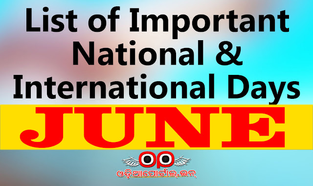 list of international days pdf