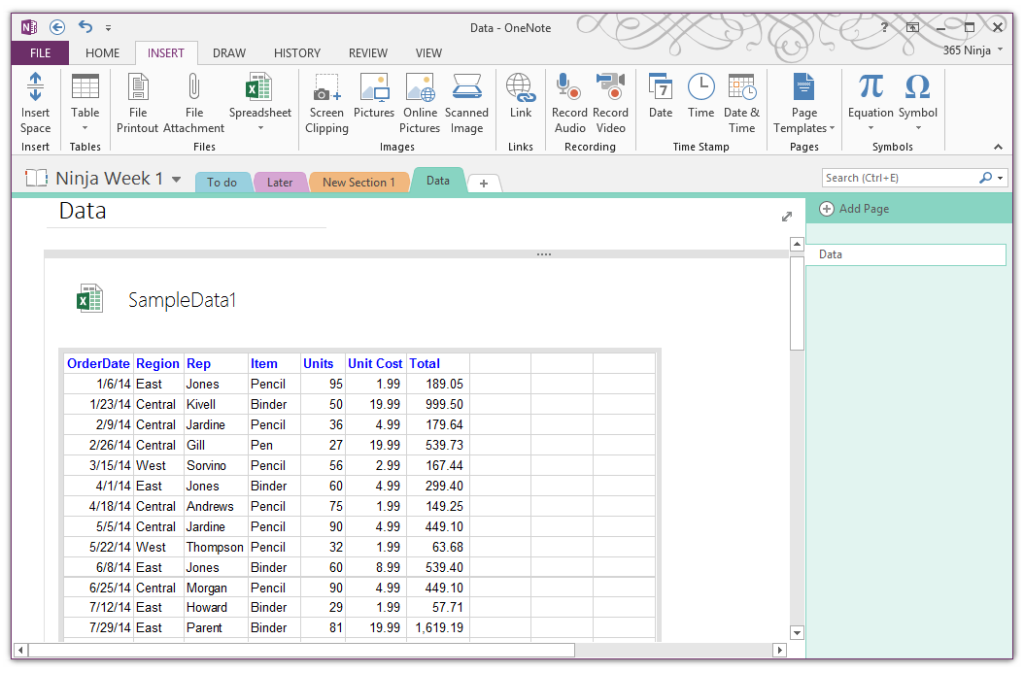 how to insert a pdf in to excel spreadsheet