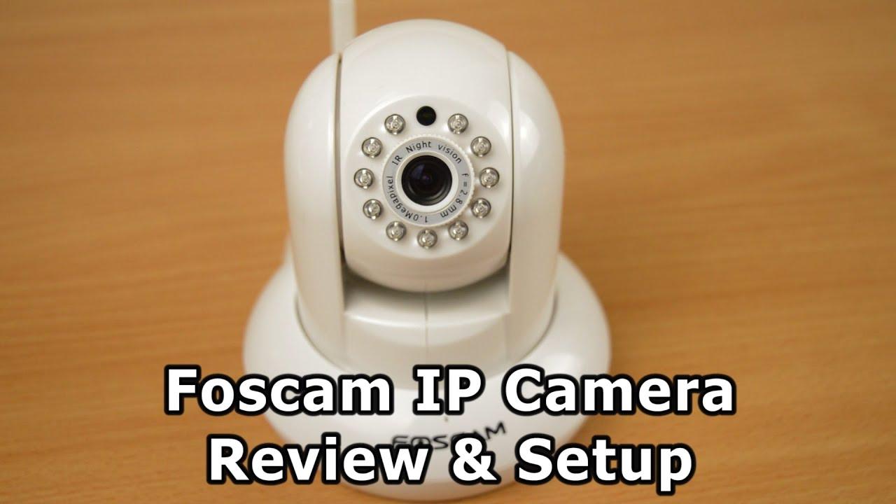 ip camera setup guide