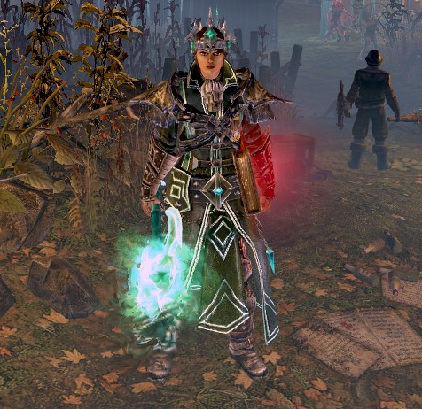 grim dawn arcanist level guide