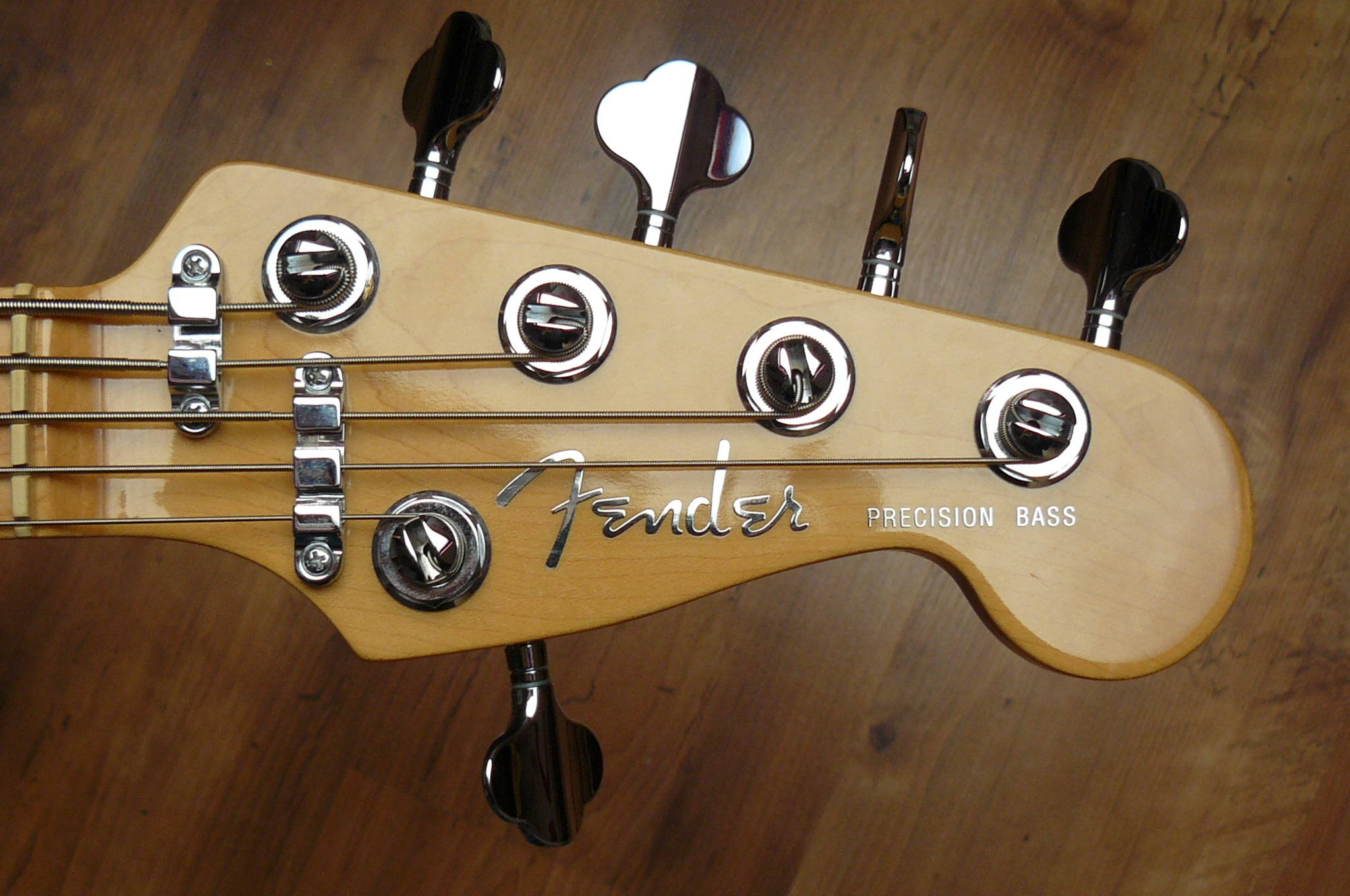 fender deluxe precision bass manual