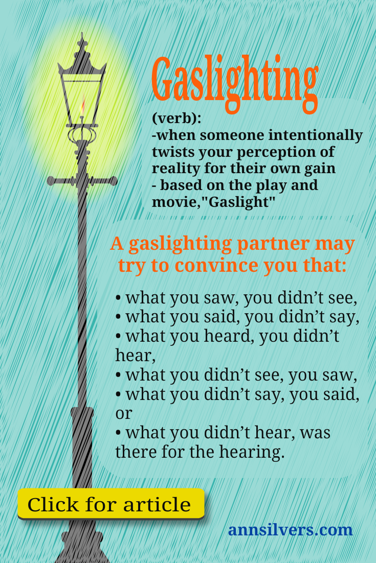 gaslighting guide