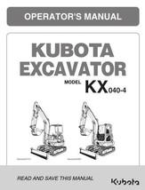 kubota u27 4 manual
