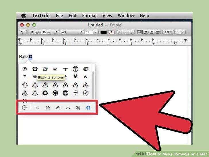 how to do a tick on pdf mac
