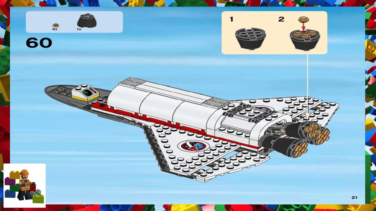 lego 60080 instructions