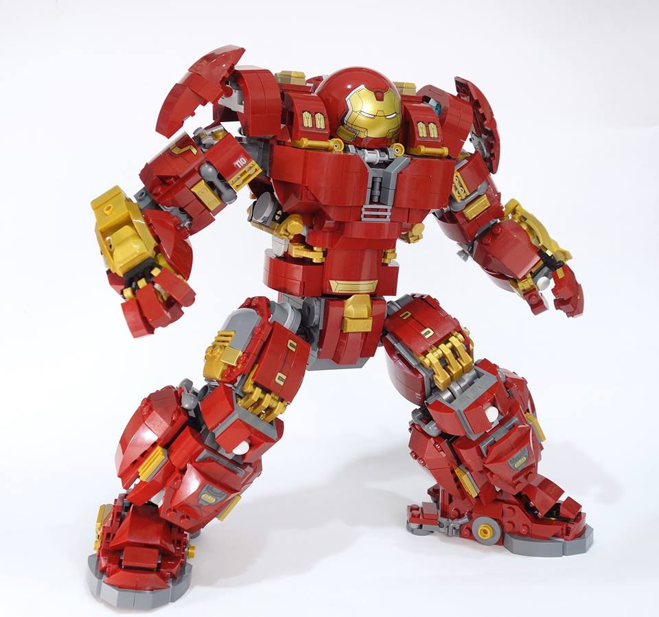 lego hulkbuster ultron instructions