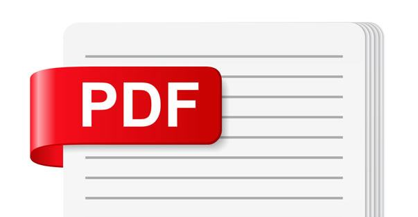 how to show comment in pdf