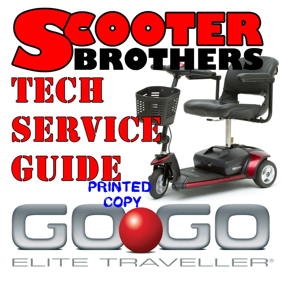 gogo ultra scooter manual
