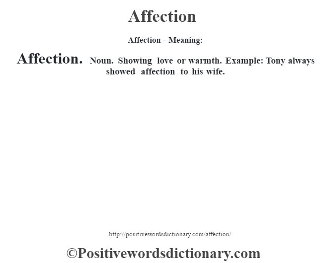 love dictionary meaning
