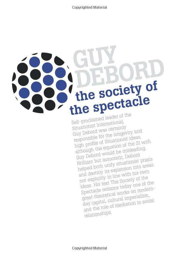 guy debord society of the spectacle pdf