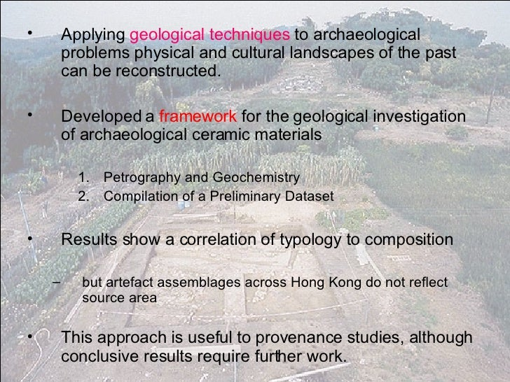 geoarchaeology approach to archaeological interpretation pdf